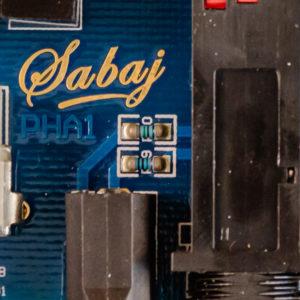 Sabaj PHA1 3.5mm resistors