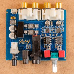 Sabaj PHA1 PCB